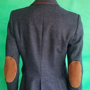 ZARA BASIC top-of-the-line lamb wool jacket size S